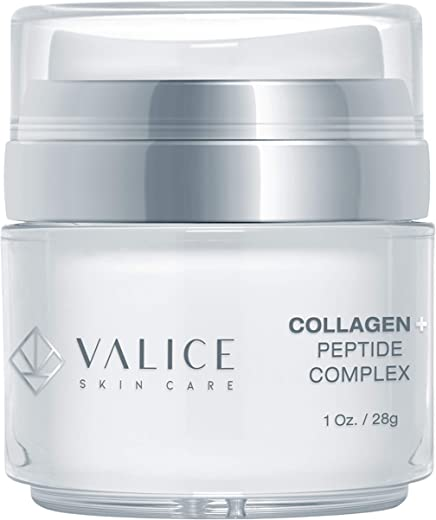 Valice Collagen + Peptide Complex Made with Peptides,Resveratrol and Hyaluronic Acid