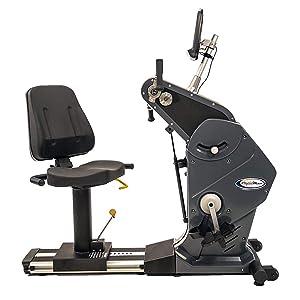 HCI Fitness Physiomax Recumbent Bike And Ube Full Body Trainer