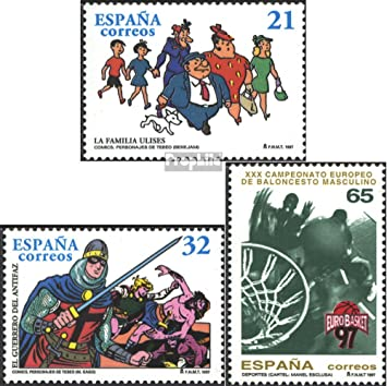 Amazon.com: España 3329 – 3330,3337 (complete. problema ...