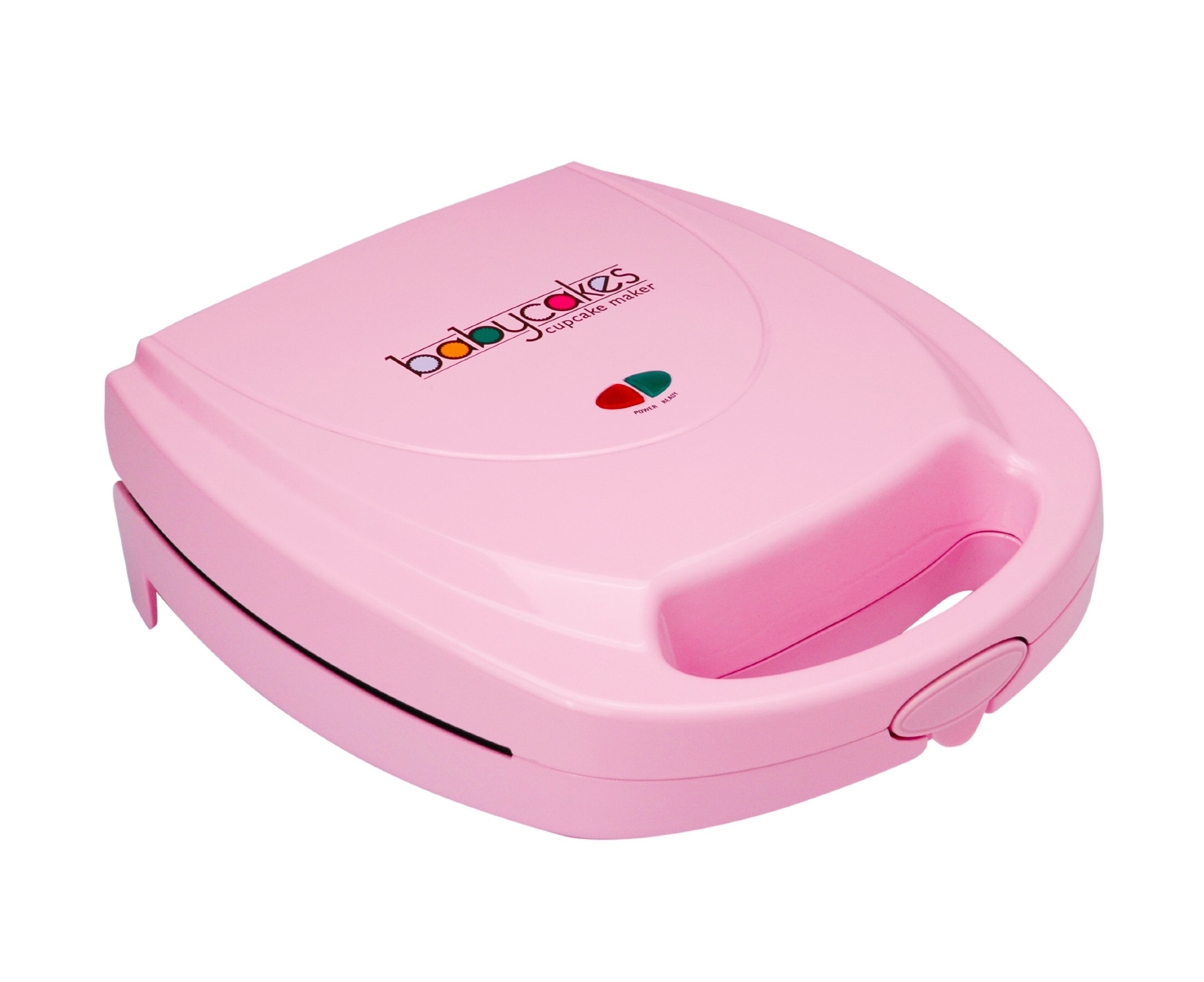 Babycakes CC-2828PK Cupcake Maker, Pink, 8 Cupcakes by Babycakes
