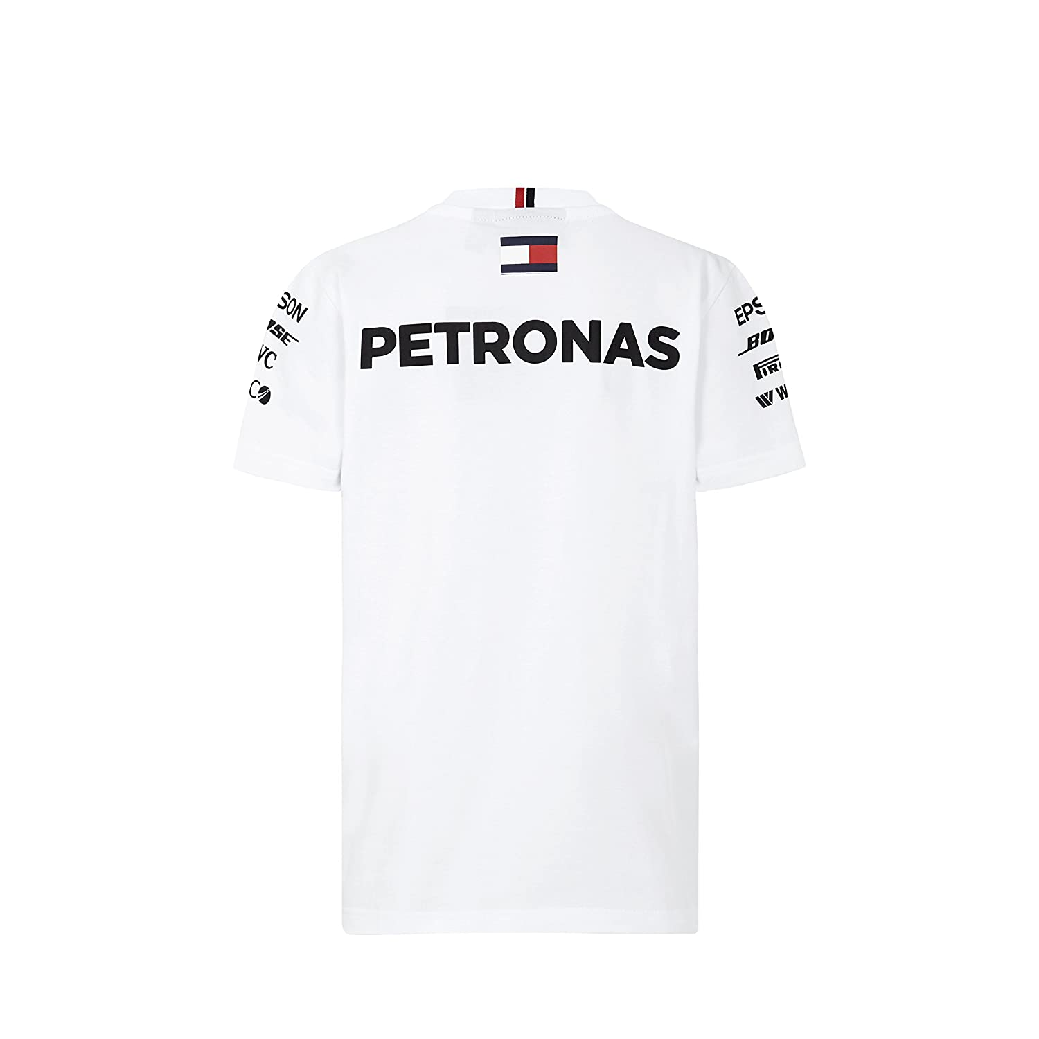 ab263334 Amazon.com: Mercedes Benz AMG Petronas Kids White Authentic F1 Team T-Shirt:  Sports & Outdoors