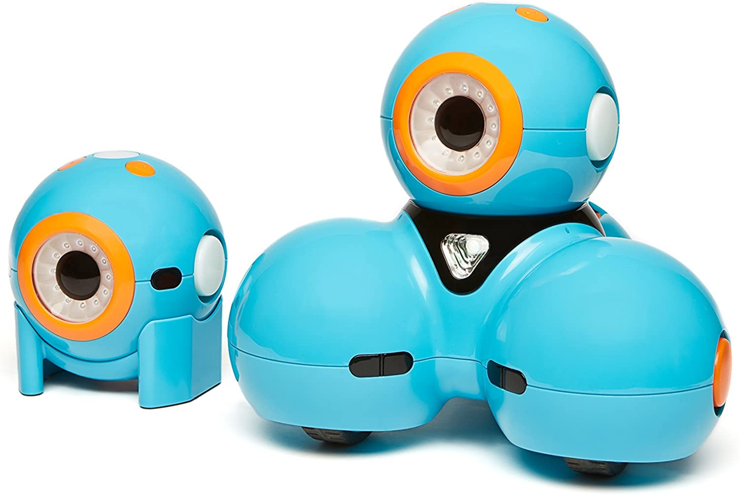 Amazon.es: Wonder Workshop - Pack Robots educativos Dash y Dot (WD01)