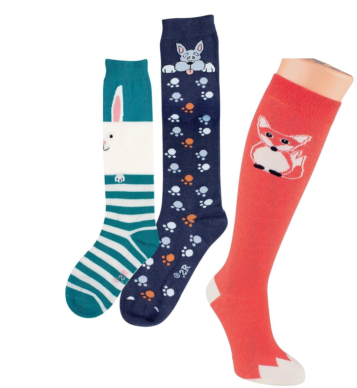 socksPur - Calcetines hasta la rodilla - para niña