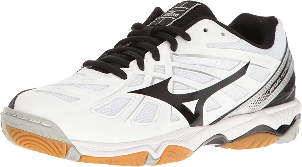 mizuno wave hurricane 2 volleyball shoes 2018
