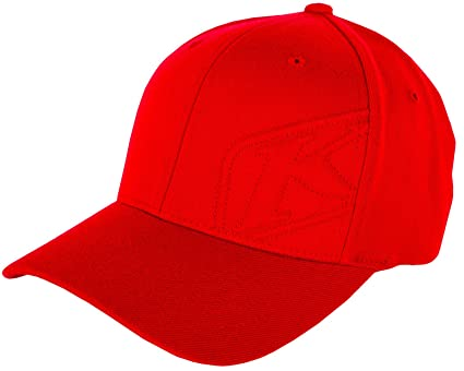 KLIM Rider - Gorro para hombre, talla mediana, color rojo ...