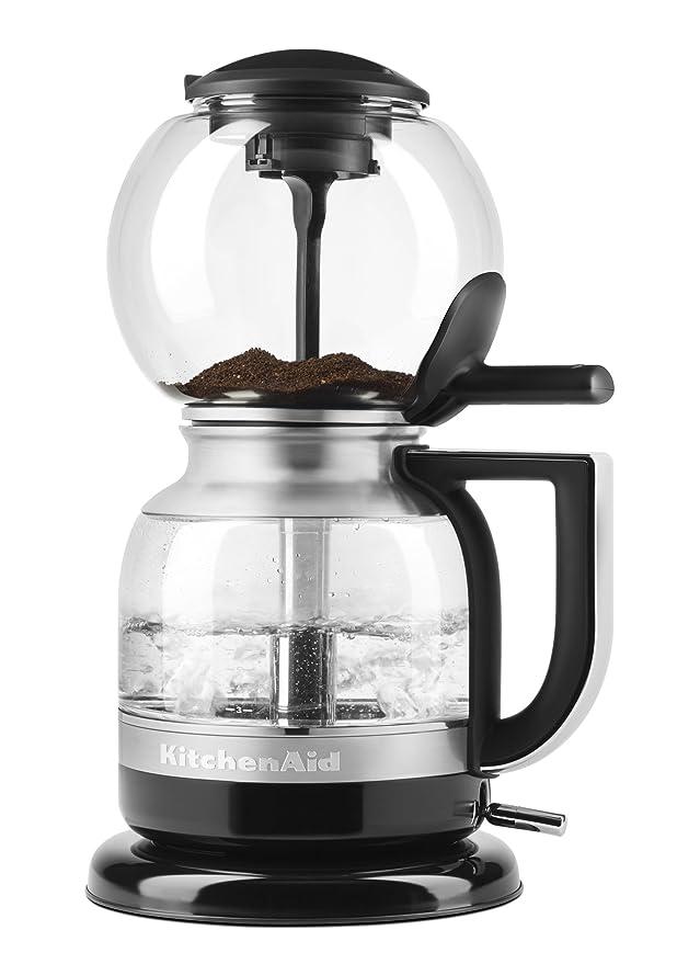 Amazon.com: KitchenAid KCM0812OB - Cafetera sifón: Beauty
