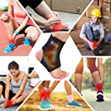 Ankle Brace,2 Pack Compression Support Sleeve