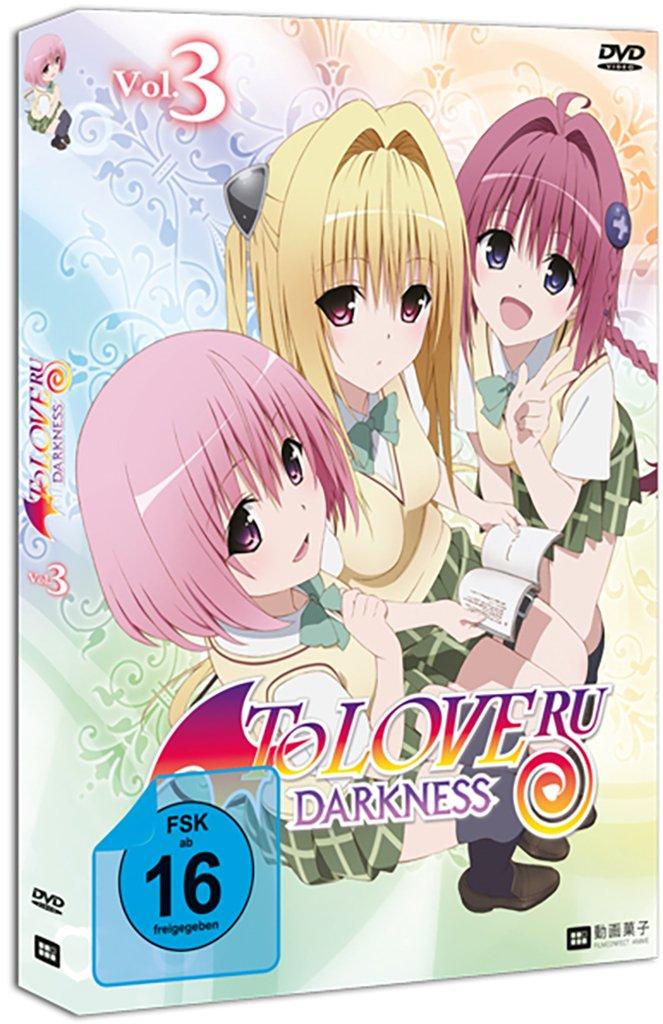 To Love Ru Darkness Staffel 1