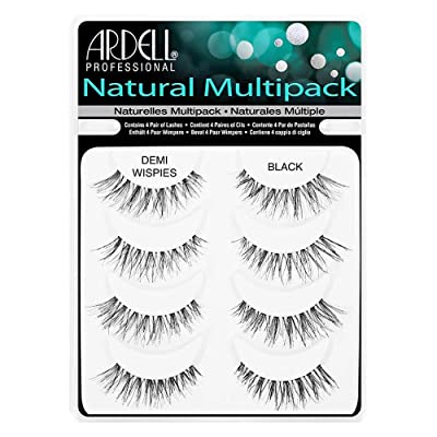 Ardell Profesional Demi Wispies Natural Multipack (4 pares de pestañas)