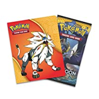 Pokemon 80206 TCG Sun and Moon Collectors Album and Booster Packet - Standard Edition