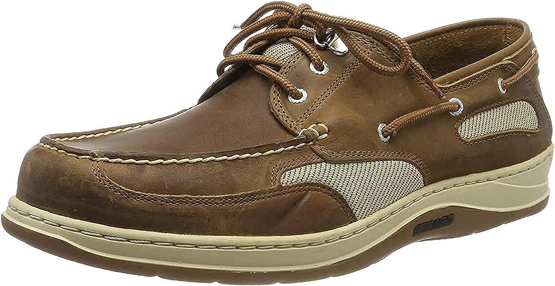 Men/'s Boat Shoes Sebago Clovehitch Ii Fgl Waxed