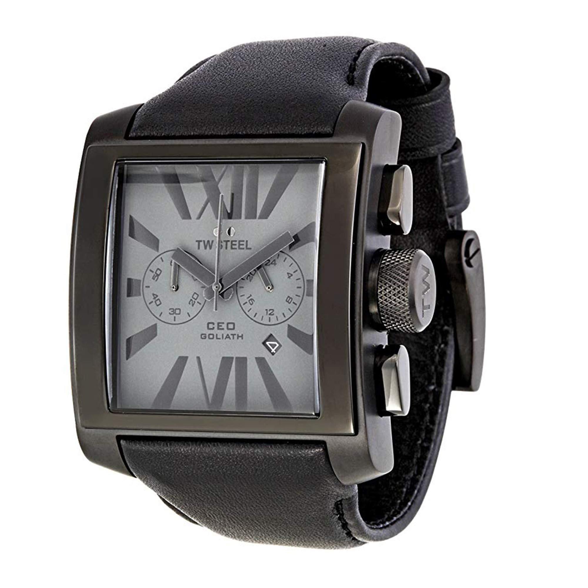 TW Steel CEO Quartz Male Watch CE3014 (Certified Pre-Owned)