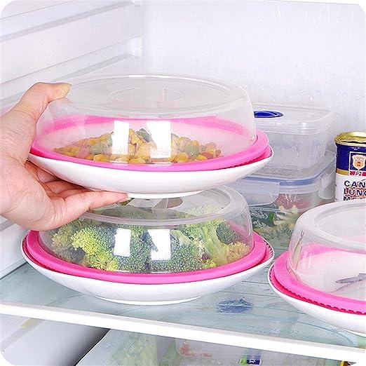 Ovovo - Tapa universal para plato de microondas (sin BPA): Amazon ...