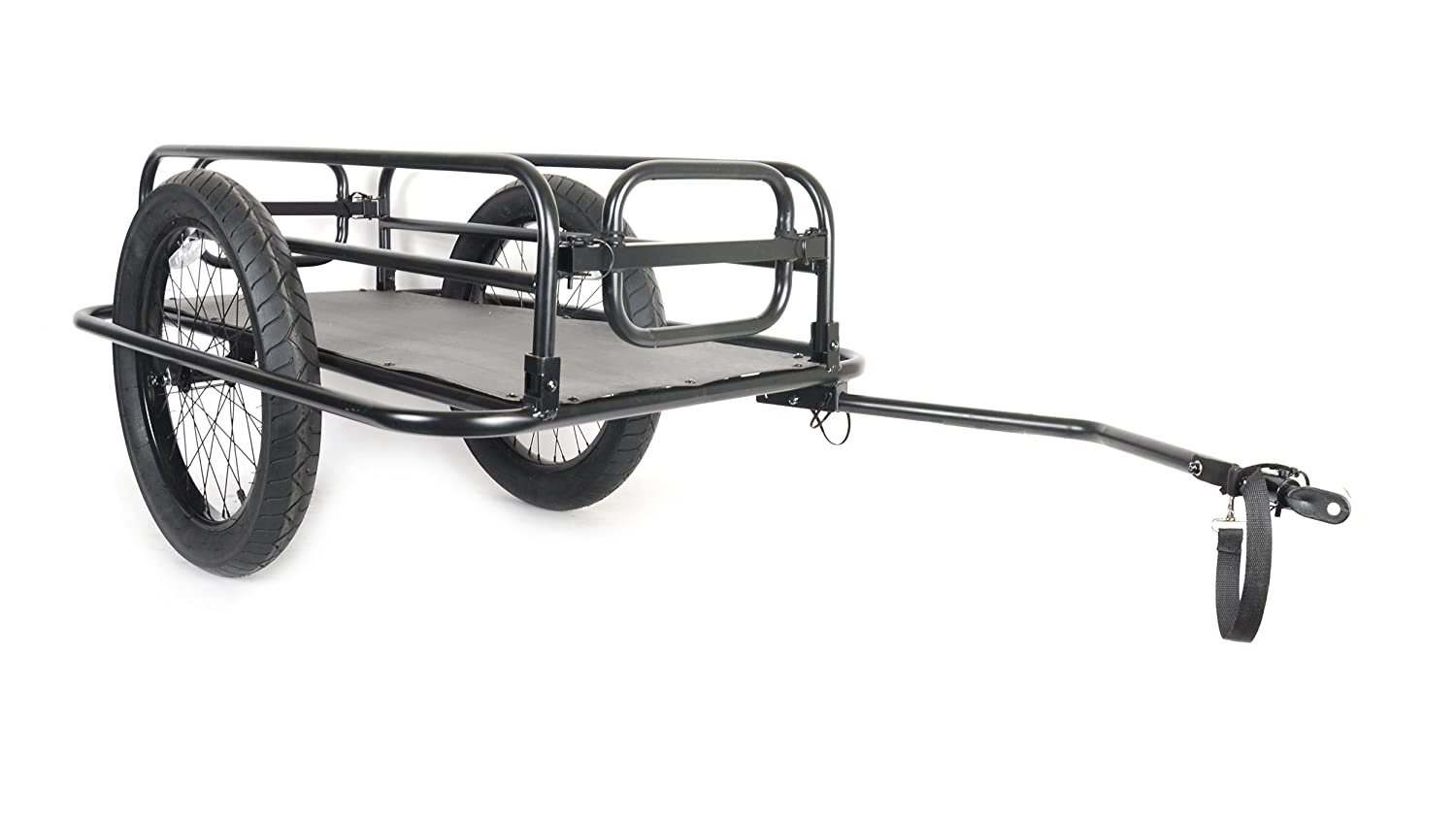 Associated product image for Cycle Force Trail-Monster Cargo Trailer, Matte Black