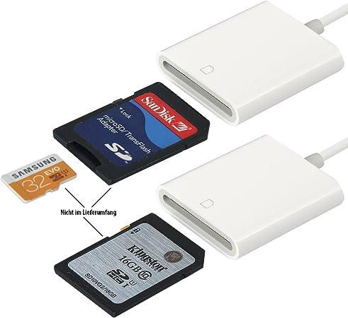 Okcs 8 Pin Sd Card Reader Adapter Cardreader 10cm Computer Zubehör