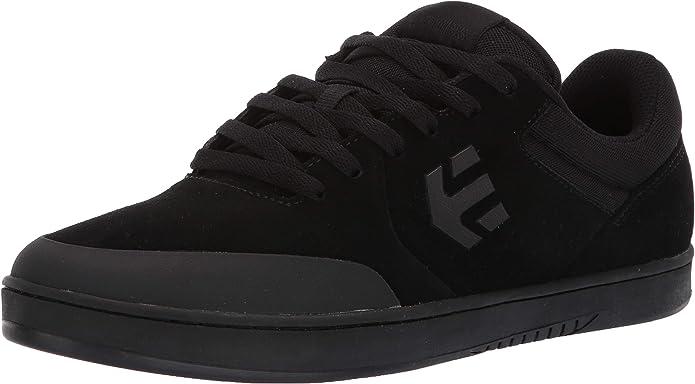 Etnies Marana Sneakers Skateboardschuhe Damen Herren Unisex Schwarz