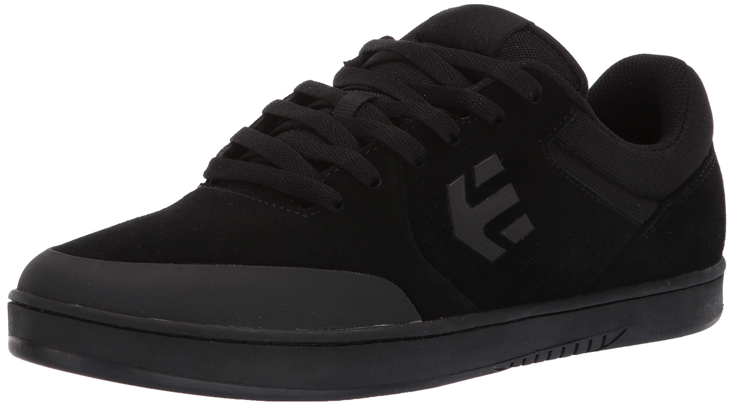 Etnies Men's Marana Skate Shoe, Black, 12 Medium US