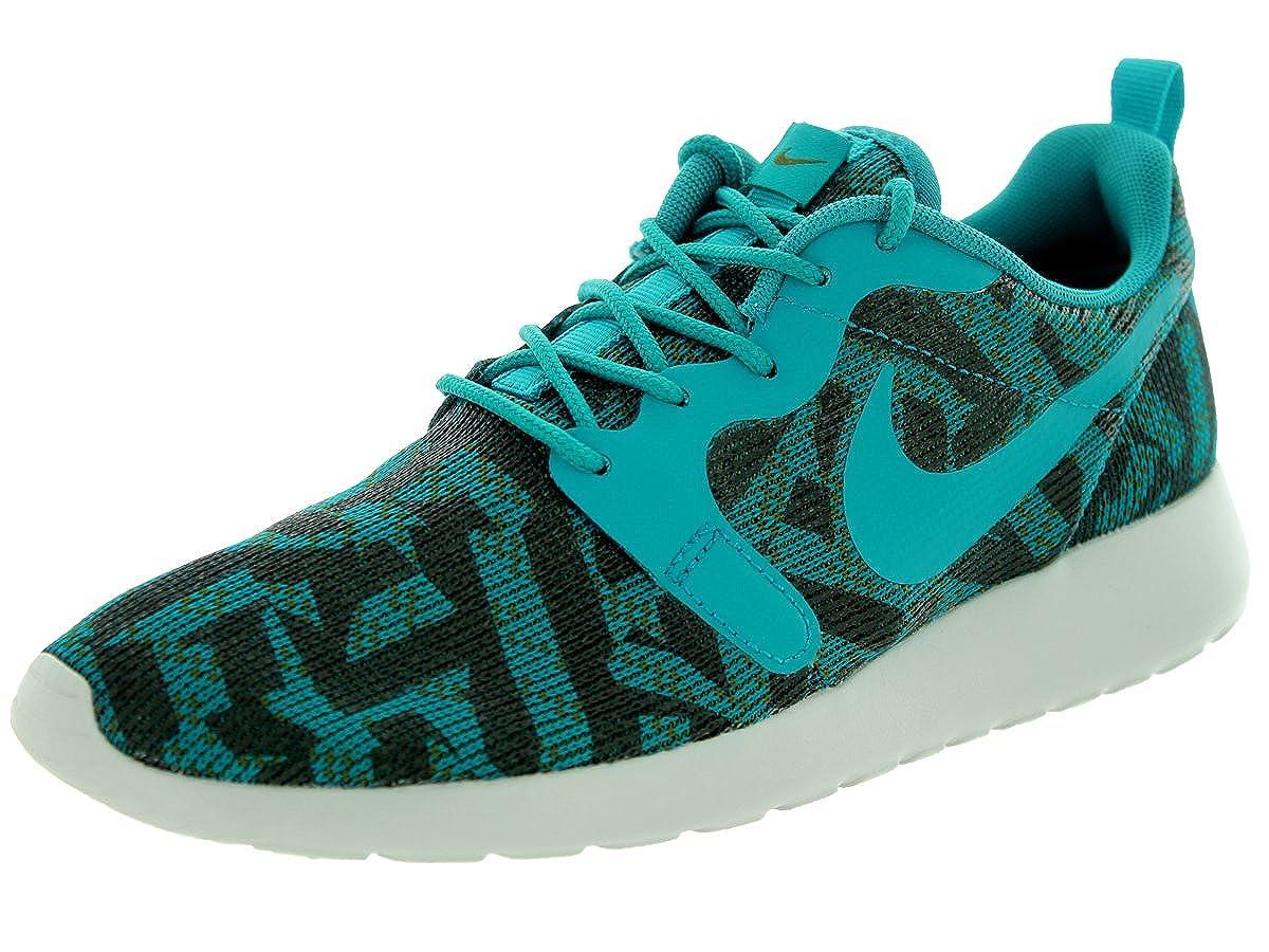 Nike Roshe Run 705217, Damen Damen 705217, Niedrig-Top Sneaker Vert be75eb