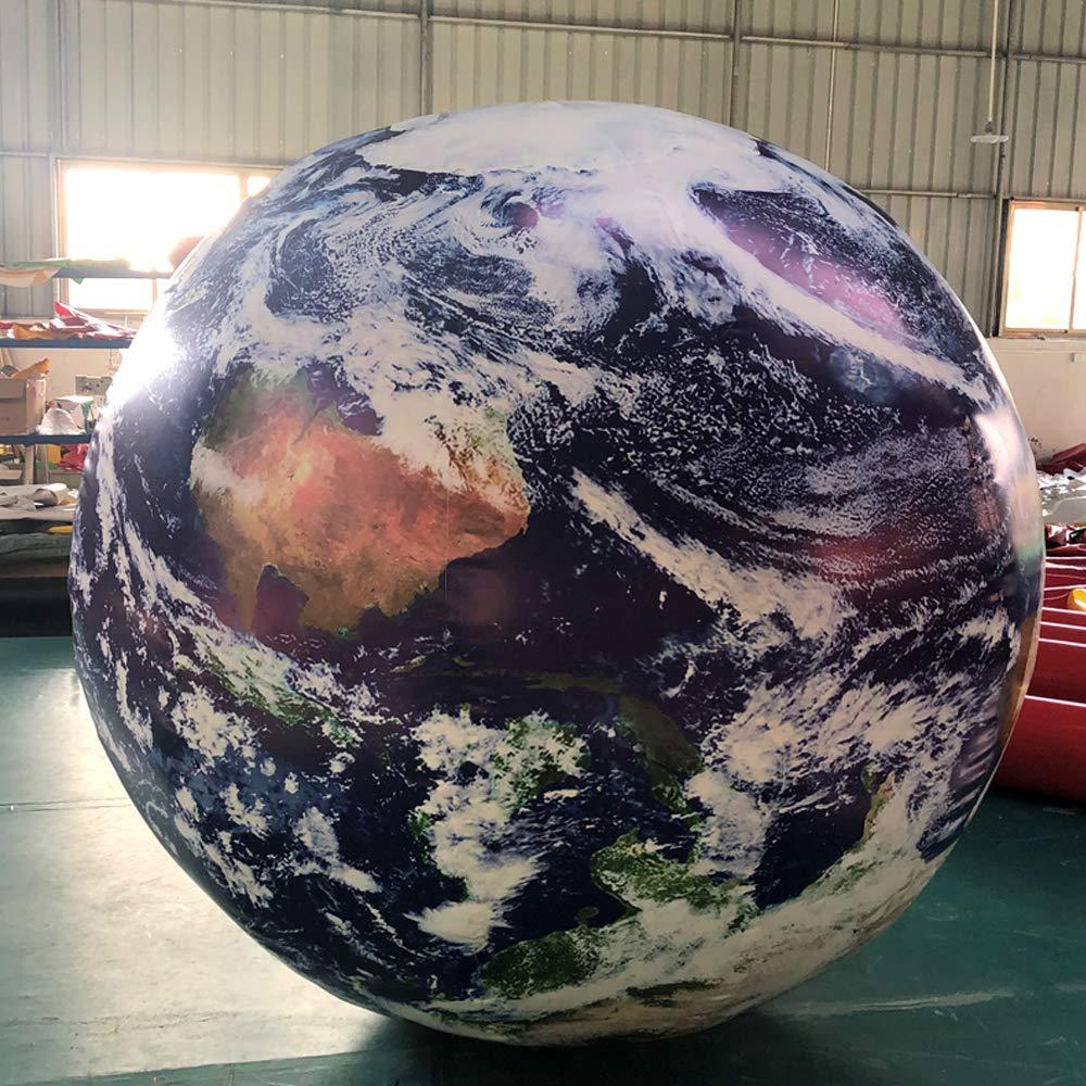 ober Giant 6` Inflatable Earth Globe Beach Ball - NASA Photos