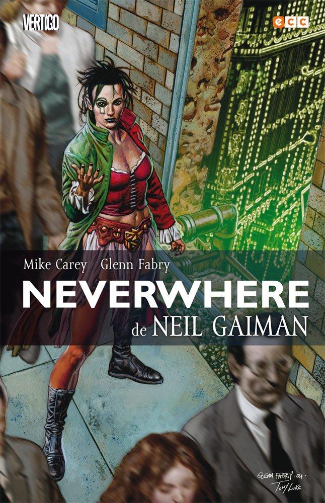Neverwhere de Neil Gaiman