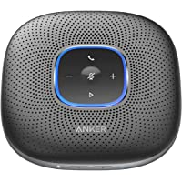Anker PowerConf Bluetooth Speakerphone with 6 Microphones, Enhanced Voice Pickup, 24H Call Time, Bluetooth 5, USB C…