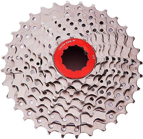 liaobeiotry - Rueda Libre para Bicicleta de montaña, 8 velocidades, Kit de Casete 11-32T: Amazon.es: Deportes y aire libre