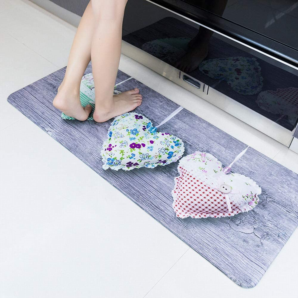 Chaseyoung Kitchen Rugs Heavy Duty, Thick Kitchen Mats for Floor 30