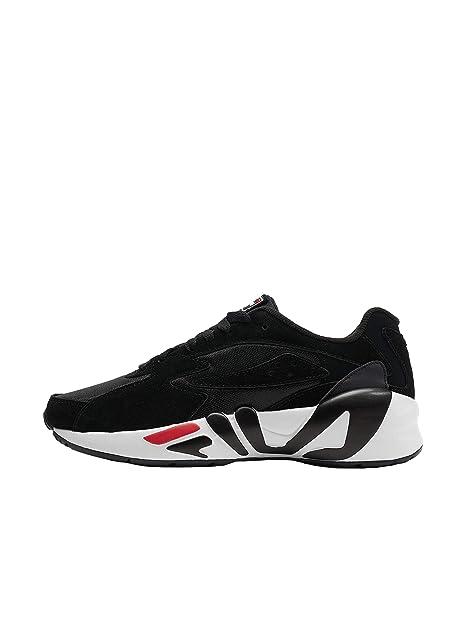 Fila - Scarpe Donna Nero Mindblower Vintage Sneakers Urban ...