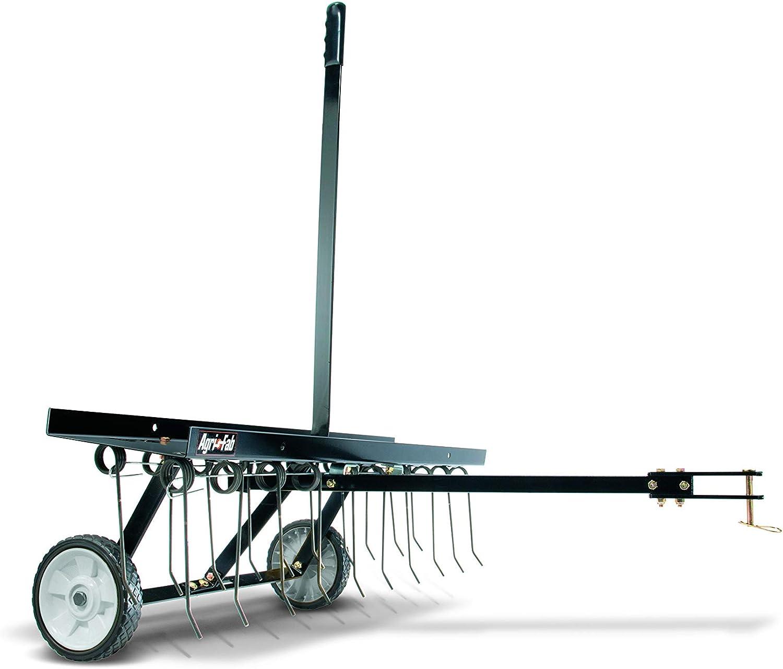 B0000CBJGC Agri-Fab 40-Inch Tine Tow Dethatcher 45-0294 71doQhJ-tfL.SL1500_