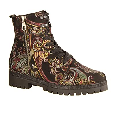 b89a68266ba7 Waldläufer BAROCK Stiefel 338813171 299  Amazon.de  Schuhe   Handtaschen