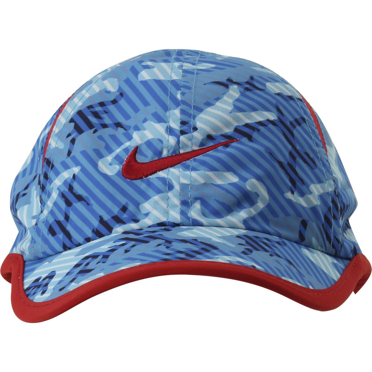 25852c71141 Amazon.com  Nike Little Boys  Graphic Feather Light Cap  Sports   Outdoors