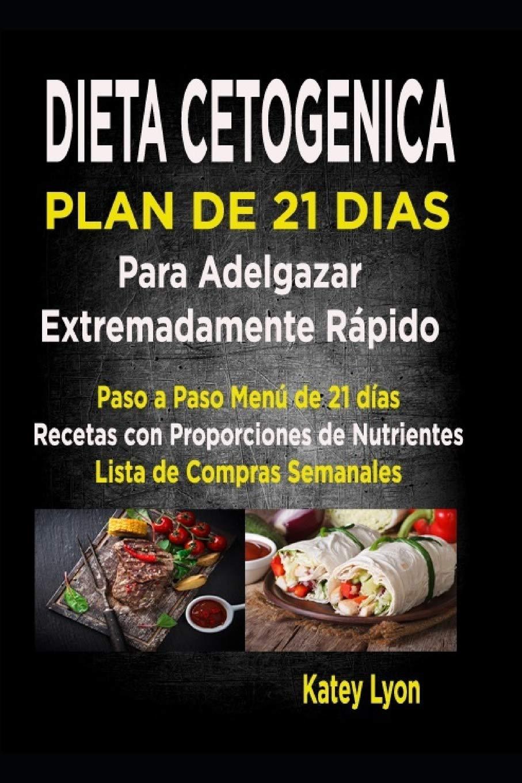 Dieta Cetogénica Plan De 21 Días Para Adelgazar ...