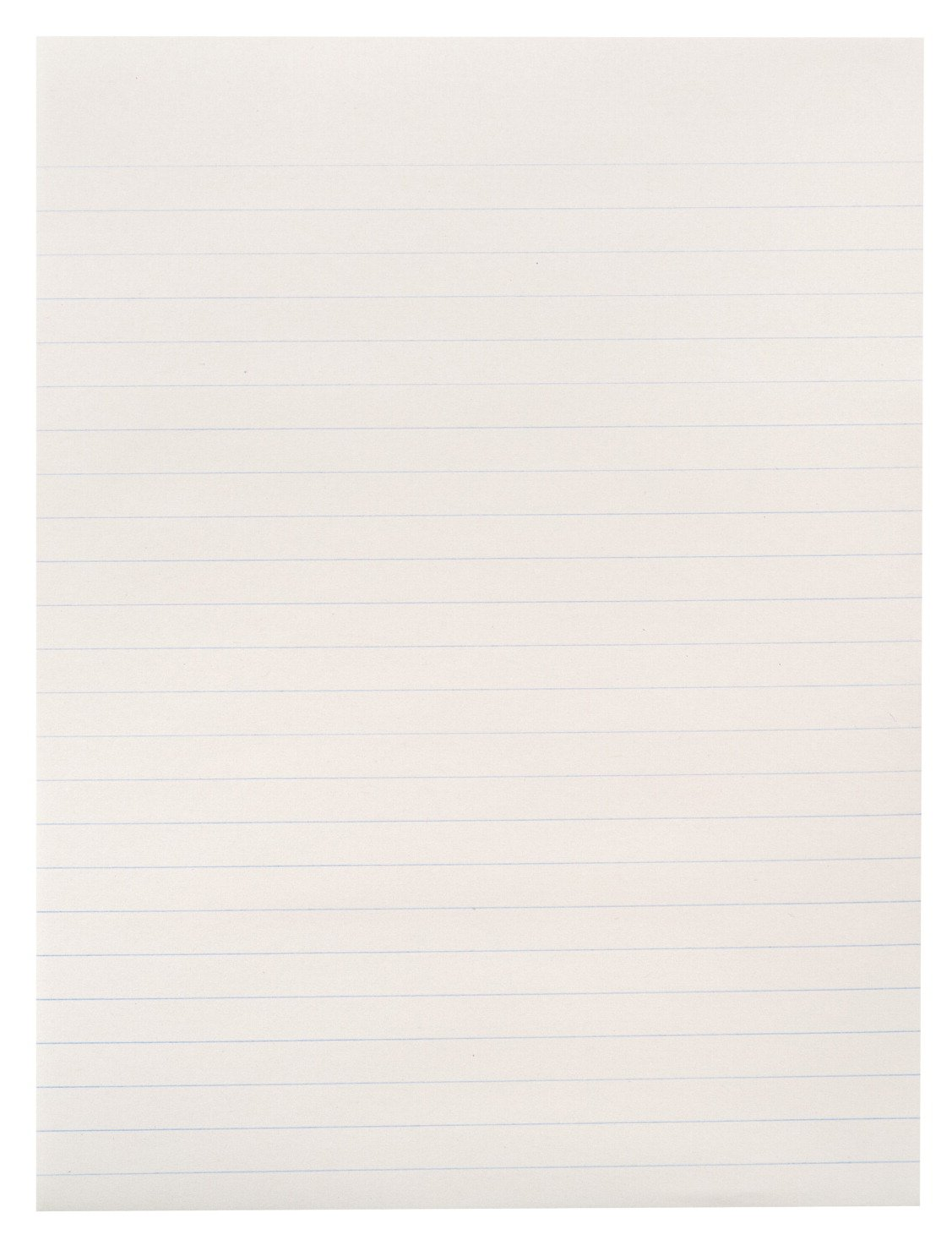 School Smart California Approved Newsprint Theme Paper - 8 in x 10 1/2 in - Ream of 500 - White