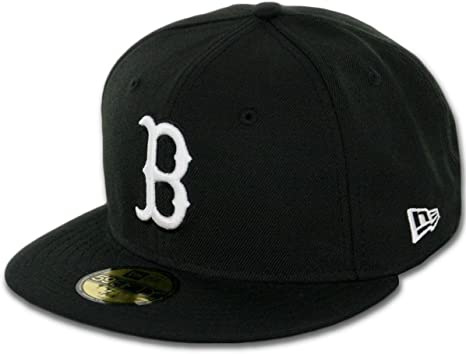 Boston Red Sox New Era Fitted Cap 7 1//4
