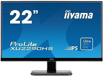 22 Zoll Monitore mit IPS-Panel bis 150 Euro