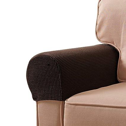 BETTERLE Better - Funda para sillón de sofá, 2 Piezas ...