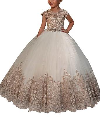 Champagne Communion Dresses