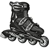 Roller Derby Vtech/Cobra Inline Skates with Adjustable Sizing for Kids, Teens, and Adults