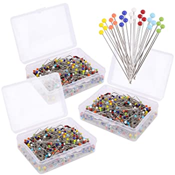 Kingrol 1500 Pieces Quilting Pins