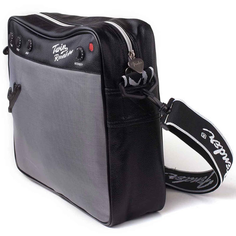 Official Fender Amplified Amp Design Shoulder Messenger Uni Work Man Bag