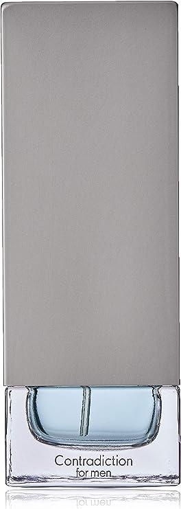 Oferta amazon: Calvin Klein Contradiction, Agua de Tocador Vaporizador para Hombre, 100 ml