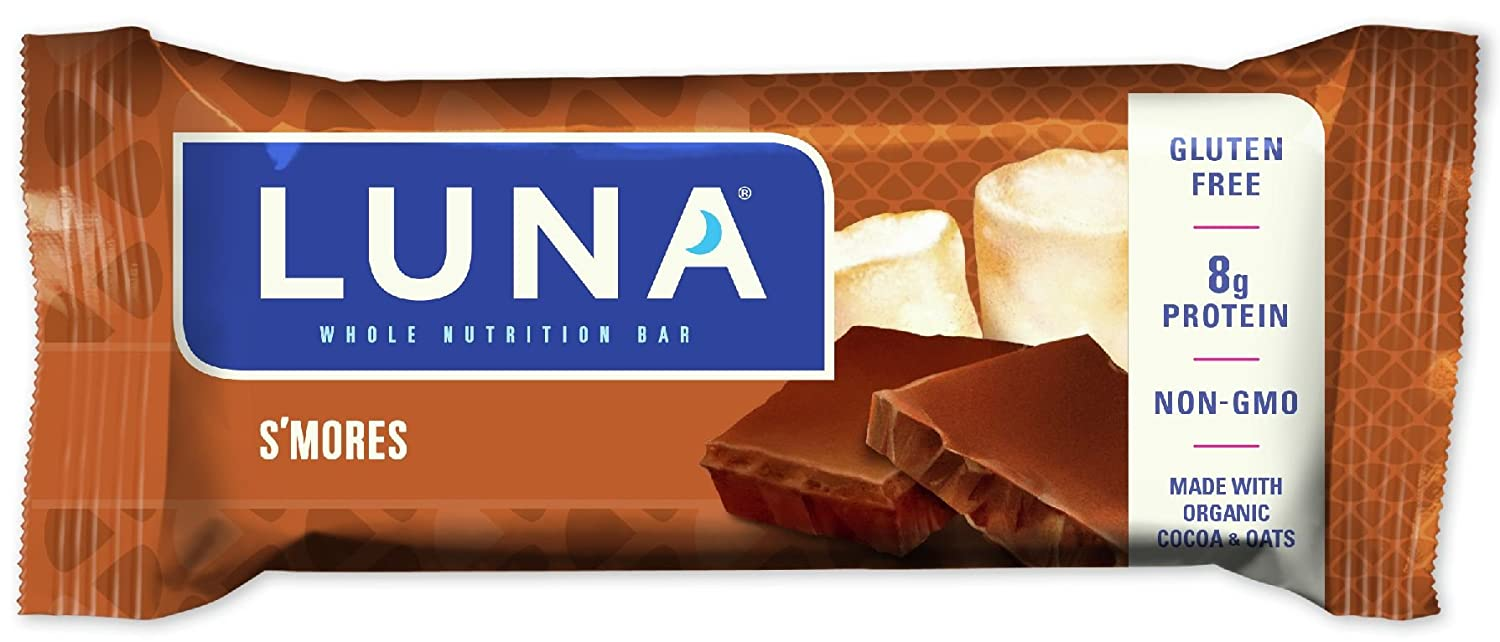 S'mores Luna Bar