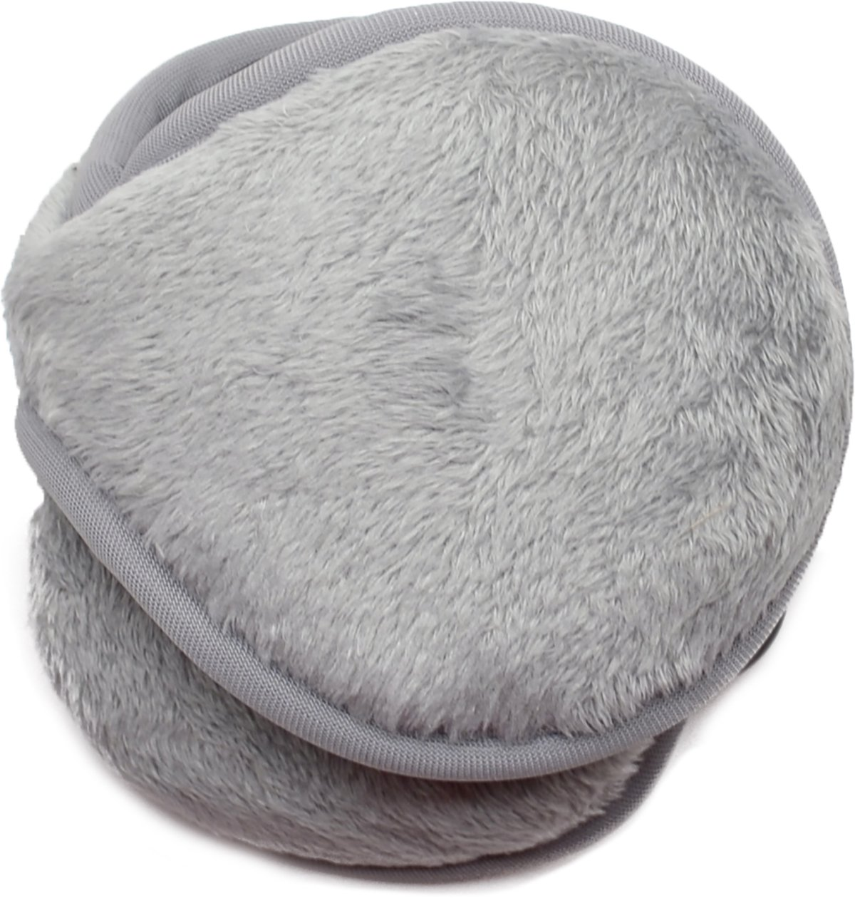 180s Women's Ear Warmers with Quantum Sound - Lush Fleece Frost Gray