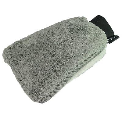 Silverline Tools - Microfibre Wash Mitt - 270 x 170mm - Automotive Cleaning Kits - .com