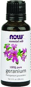 Now 100 Pure Geranium Oil