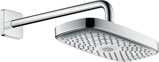 Amazon Com Hansgrohe Select E 300 2jet Overhead Shower With