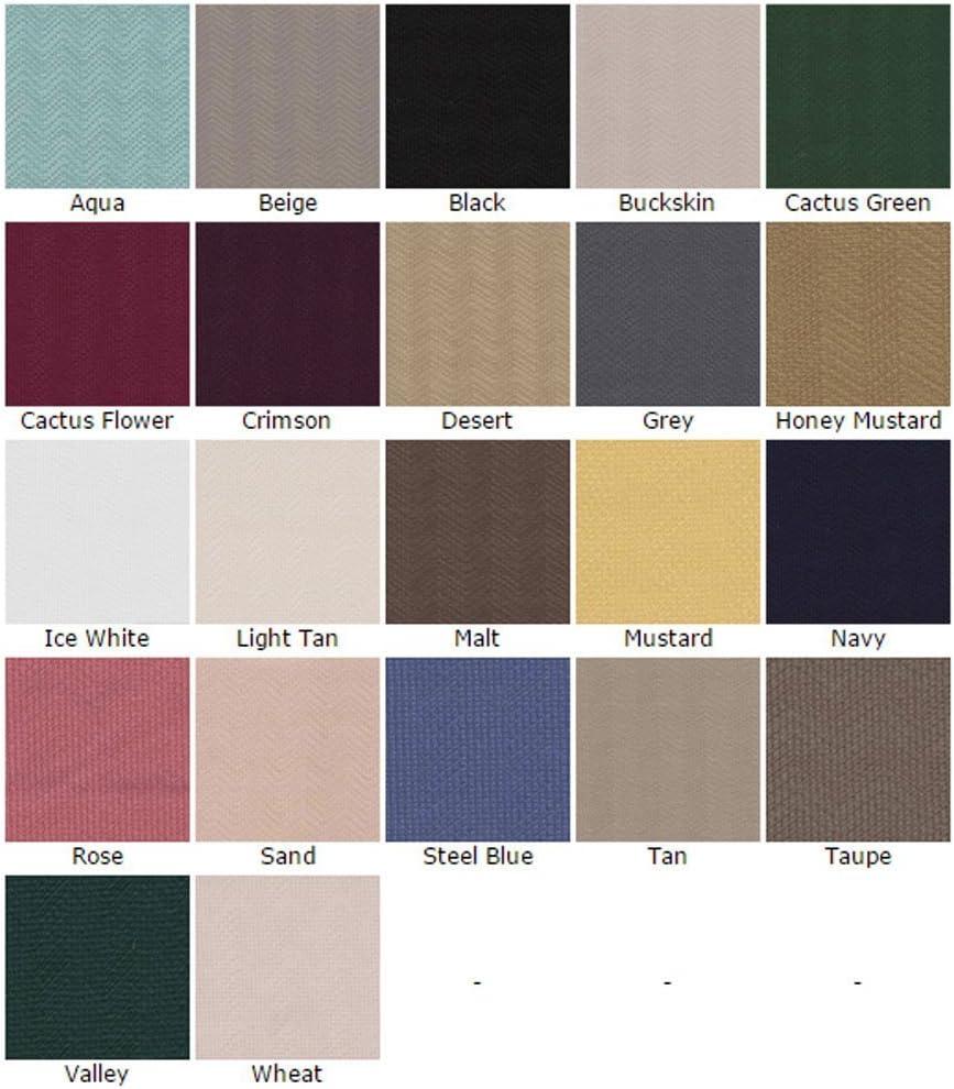 sew on edging Dark Green car carpet edge binding in vinyl
