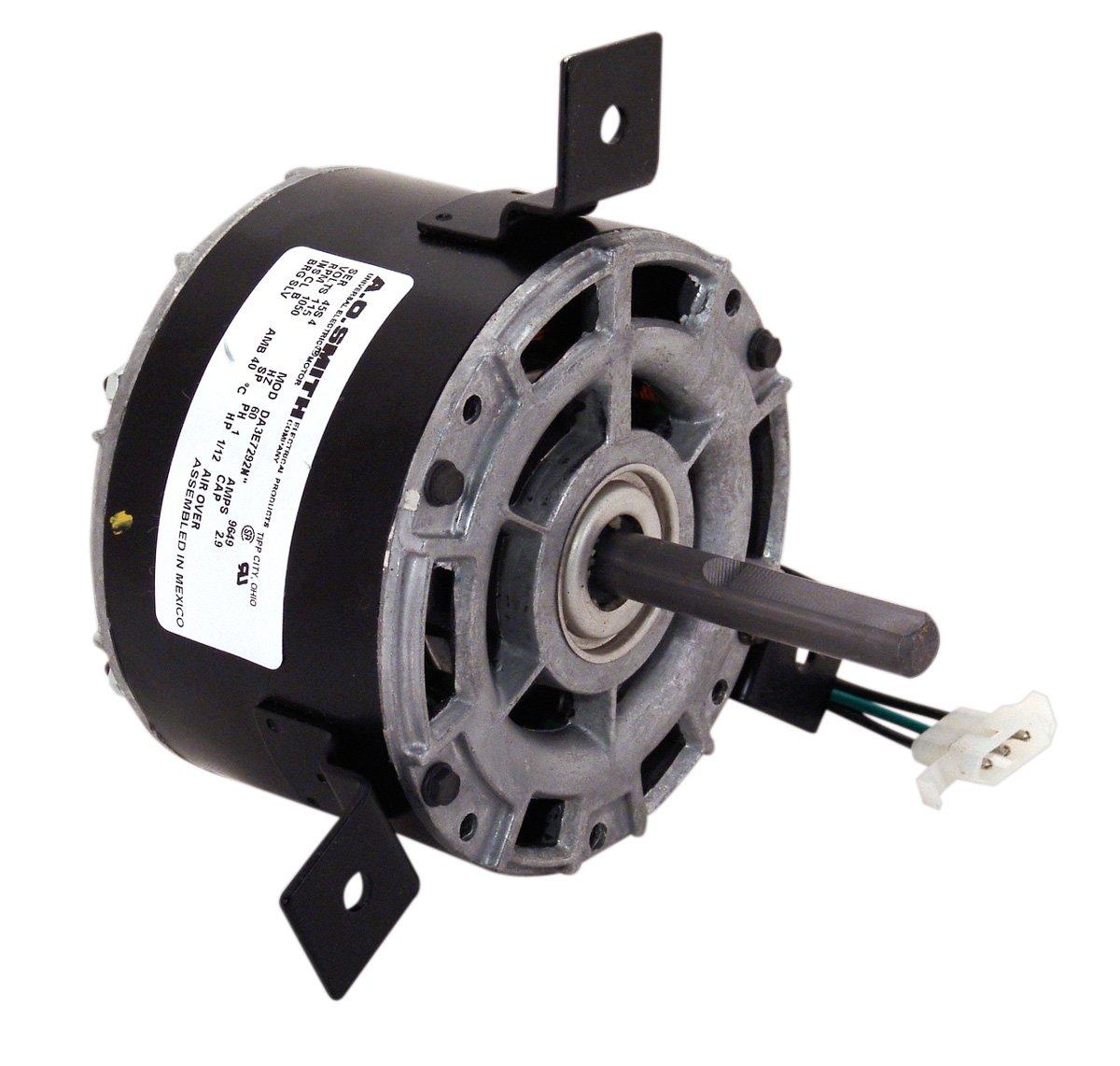 AO Smith 96495.0-Inch Frame Diameter 1/12 HP 1050 RPM 115-Volt 2.9-Amp Sleeve Bearing Blower Motor