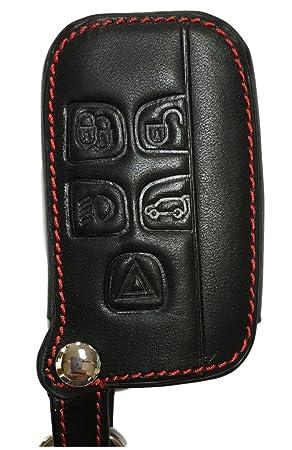 Clé Sac – Étui en cuir pour Land Rover Range Rover LR4 Sport Range Rover  Evoque 254154f954e