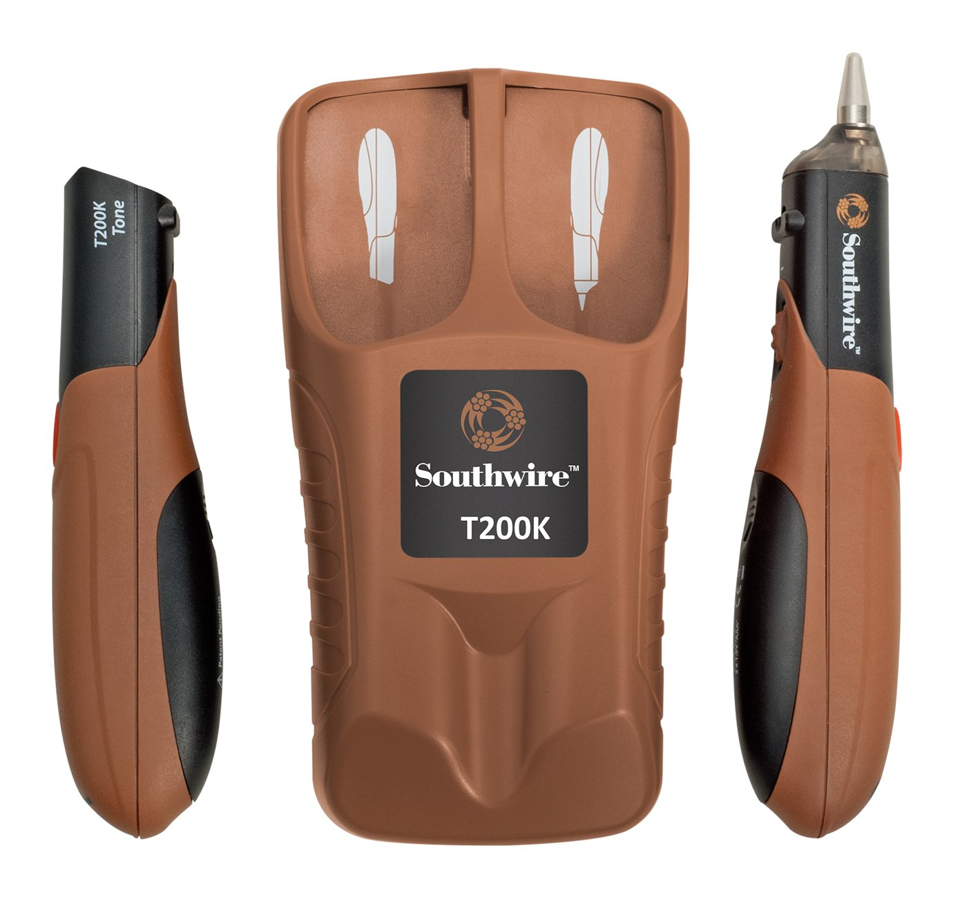 Southwire Tools & Equipment T200K Multipurpose Tone & Probe Tracing Kit by Southwire